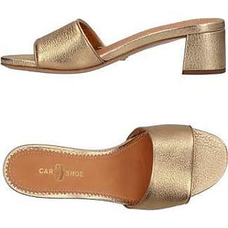 Segunda mano - Sandalias romanas de Cuero Car Shoe TFV6fabb