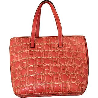 Carolina Herrera Pre-owned - Leather handbag nlfxZo7