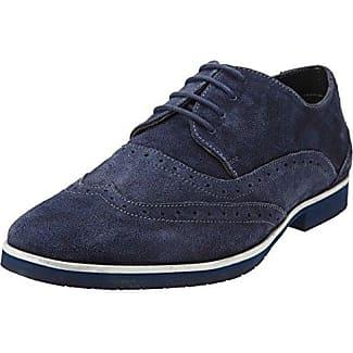 70123773401300, Chaussures Derby Homme - Bleu - Bleu (Navy 890), 45 EUMarc O'Polo