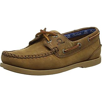 Chatham Marine Anchor, Chaussures mixte adulte - Noir (Black) - 34