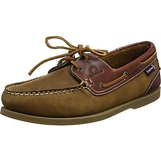 Chatham MarineRambler - Scarpe Basse Stringate Uomo, marrone (Marron - Bitter Chocolate), 10 UK