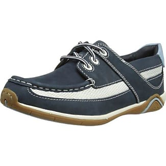 Kat G2 - Náuticos, color Navy, talla 8 UK D Chatham Marine