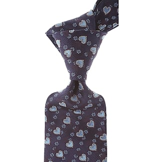 Ties On Sale, Anthracite, Silk, 2017, one size Christian Lacroix
