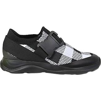 Christopher Kane Sneaker-Pantolette aus Jacquard und Lurex HHDVNi