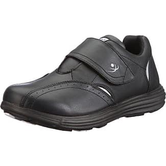 Chung Shi Comfort Step Nicolas schwarz 9102225 - Zapatos de cuero para hombre, color negro, talla 40.5
