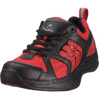 Chung Shi - Zapatillas de deporte de tela para mujer, color negro, talla 36
