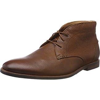 Edgewick Mid, Botas para Hombre, Marrón (Tan Leather), 41.5 EU Clarks