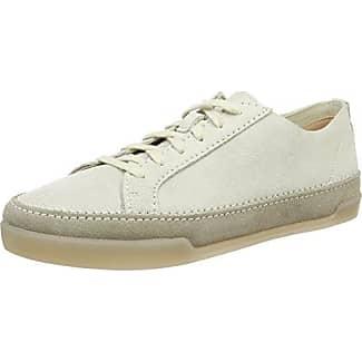 Clarks Amberlee Rose, Chaussures Femmes, Blanc (blanc), 37,5 Eu