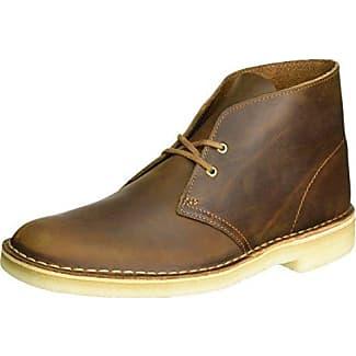Clarks Boot, Botas Desert Para Hombre, Marrón (Mahogany), 44 EU