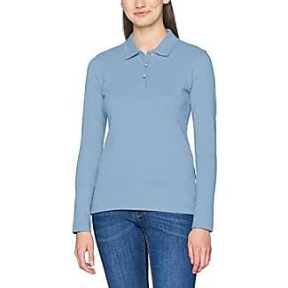 Clique Womens Alba Shirt, Polo para Mujer, Verde (Bright Green), 38