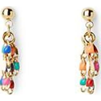 Cloverpost Pop mini tassel earrings qfFWfa