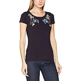 Comma 81801328296, Camiseta para Mujer, Negro (Offwhite 0120), 40