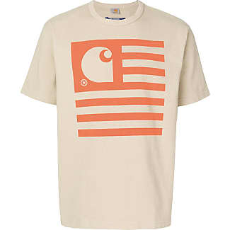 Outlet Best Prices Cheapest Price For Sale Junya Watanabe Comme des Garcons Man x Carhartt T-shirt - Nude & Neutrals Junya Watanabe Free Shipping Really Pick A Best Sale Online erXFZq