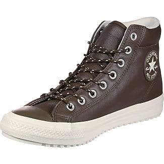 All Star Chaussures Baskets Hi W Brun Noir Brun Noir lBkFjmA3U