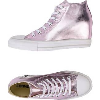 CT AS MID LUX CANVAS METALLIC - CALZADO - Sneakers abotinadas Converse j3bKU4ADY