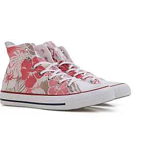 Sneakers for Women On Sale, White, Cotton, 2017, US 5 (EU 36) US 7.5 (EU 38) US 8 (EU 39) US 9 (EU 40) Converse