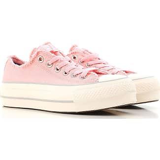 Chaussures De Sport Pour Les Femmes En Vente, Rose, Jeans, 2017, Nous 5 (eu 36) 7,5 (eu 38) Inverse