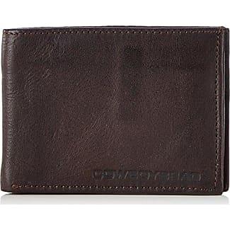 Cowboysbag Wallet Comet, Pince à Billets HommeMarronBraun (Brown 500), 12x10x2 cm (B x H x T)