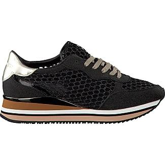 Criminalité Zwarte Chaussures De Sport London Dynamique STGopdFd