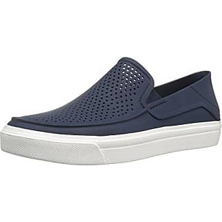 crocs Citilane Slip-on Sneaker Women, Damen Sneakers, Blau (Navy), 39/40 EU