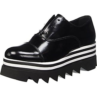 Cult Mujer Alice Low 892 Syn.Patent Zapatos Brogue Negro Size: 38 M6LpFkF