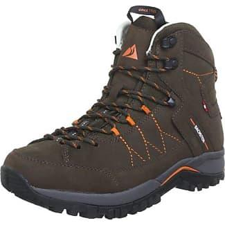 Viking RONDANE GTX, Chaussures de Randonnée Mixte Adulte - Gris - Grau (Pewter/Pink 7809), Taille 40 EU
