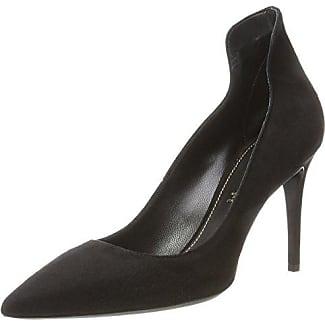 Dei Mille Paul70, Zapatos de Tacón para Mujer, Azul (BLU Notte), 39.5 EU
