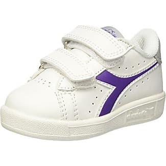Diadora Jungen Game P High Jr Hohe Sneaker, Blau (Blu Estate/Bianco), 30 EU