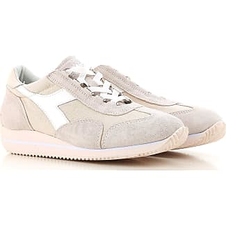 Sneakers for Women On Sale, fuxia, suede, 2017, 4.5 5.5 6 8.5 Diadora