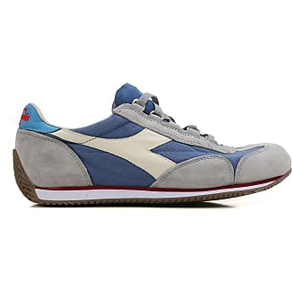 Sneakers for Women On Sale, Red, Canvas, 2017, 7.5 Diadora