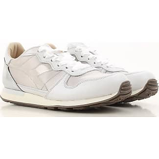 Sneakers for Women On Sale, Alluminium, Leather, 2017, 4 4.5 5.5 6 Diadora
