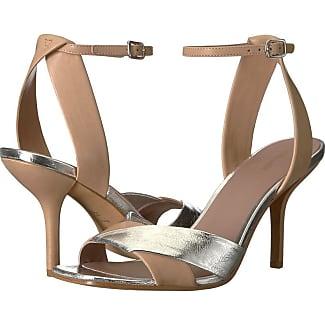 Diane Von Furstenberg Woman Metallic Leather Loafers Silver Size 5.5 Diane Von F zEuDQu