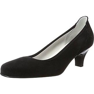 Diavolezza Cleo - Zapatos de tacón para mujer, color negro, talla 39