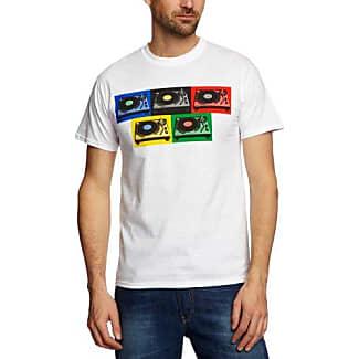 Jeu Des Achats En Ligne 2018 Nouveau À Vendre Shirt - Homme - Blanc (White/Black) - FR: Large (Taille fabricant: Large)Dmc Paiement De Visa De Sortie VMTKUFS