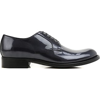 Lace Up Shoes for Men Oxfords, Derbies and Brogues On Sale, Black, Leather, 2017, 10.5 7 8 9 9.5 Emporio Armani