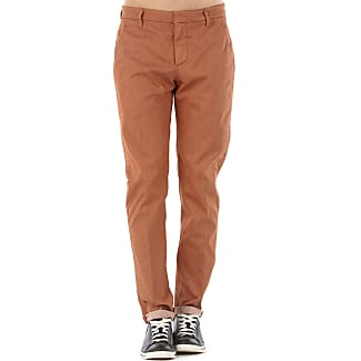 Pants for Men On Sale, Brown, Cotton, 2017, 30 Dondup