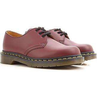 Zapatos de Mujer Baratos en Rebajas Outlet, Negro, Piel, 2017, 40 41 Dr. Martens