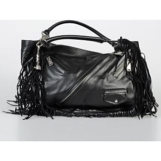 CHIODO Leather Fringed Shopping Bag Fall/winter Dsquared2 Exk1R7AH