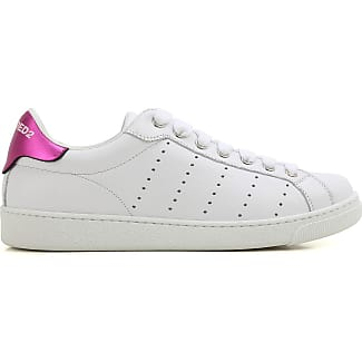 Sneakers for Women On Sale, fuxia, Leather, 2017, 2.5 4.5 7.5 Dsquared2