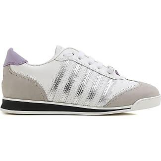 Chaussures De Sport Pour Les Femmes À La Vente En Sortie, Noir, Cuir Suède, 2017, 3.5 Dsquared2