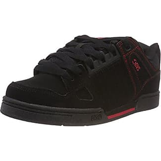 DVS Stratos Lt+, Chaussures de Skateboard Homme, Noir (Black Brown Knit), 42 EU