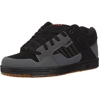 DVS Shoes Enduro Heir, Baskets Homme, Grau (Charcoal Black Nubuck), 42,5 EU