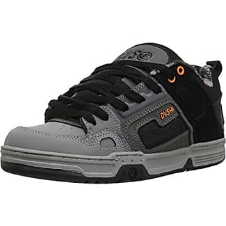 DVS Shoes DVS Celsius CT, Chaussures de Skateboard Hommes, Gris (Charcoal Grey noir Nubuck 022), 44.5 EU