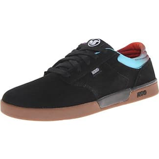 DVS Elm, Chaussures de skateboard homme - Gris (Gry/Blk), 45 EU (11 US)DVS