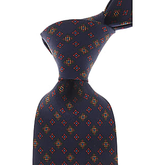 Ties On Sale, Burnt Brown, Silk, 2017, one size E. Marinella