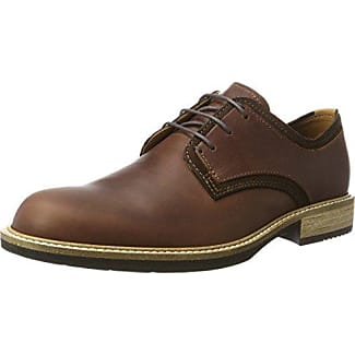London, Brogues Homme, Marron (Amber), 40 EUEcco