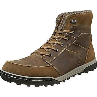 Ecco Ulterra, Zapatillas de Deporte para Exterior para Mujer, Marrón (Birch/Navajo Brown), 38 EU Ecco
