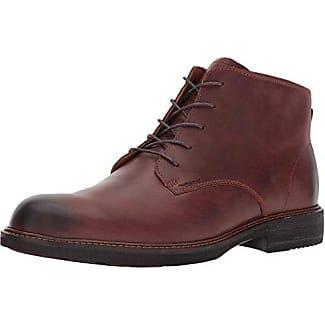Ecco Edinburgh - Zapatos de cordones para hombre, color negro (Black 11001), talla 41