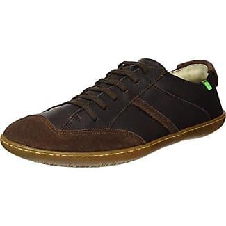 El Naturalista N5381, Zapatillas para Hombre, Marrón (Wood), 45 EU