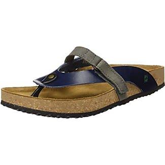 S.A Ne09 Lux Suede El Viajero Zapatos de Cordones Brogue, Mujer, Gris (Piedra), 40 EU (7 UK) El Naturalista